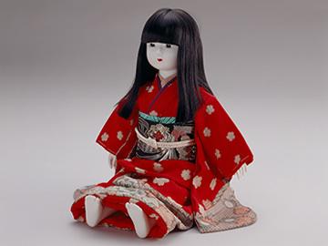 撫松庵撫子人形